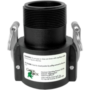 Picture for category Gator Lock Cam Lever Couplings