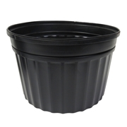 """Botanica 5 Gallon Pot - 12"""" dia. x 7 3/4"""" h"""