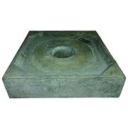Aquascape Patio Basin - Natural Limestone
