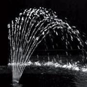 Finger Jet Fountain Nozzle
