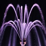 Vulcan 3 Tier Adjustable Fountain Nozzle