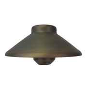 Universal Lighting System Classic Shade - Weathered Brass