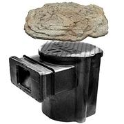 Savio Compact Skimmer Faux Rock Lid