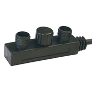 Savio 3-way Splitter