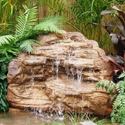 Universal Rock Waterfall Rock 004