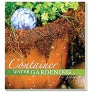 Container Water Gardening Hobbists Book