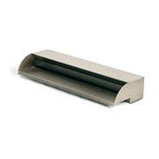 "Atlantic Water Gardens 24"" Stainless Steel Scupper"