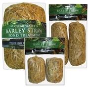 Clear-Water Barley Straw