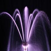 Lotus Fountain Nozzles