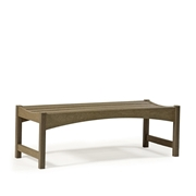 Breezesta Skyline Backless Bench