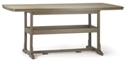 "Breezesta 42"" x 84"" Counter Table"