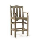 Breezesta Ridgeline Captain's Bar Chair