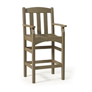 Breezesta Skyline Captain's Bar Chair