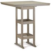 """Breezesta 36"""" x 36"""" Bar Table"""