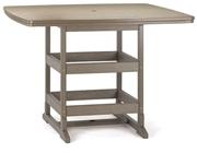 """Breezesta 58"""" x 58"""" Bar Table"""