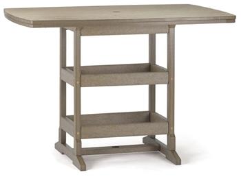 """Breezesta 42"""" x 60"""" Bar Table"""
