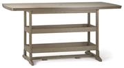 """Breezesta 42"""" x 84"""" Bar Table"""
