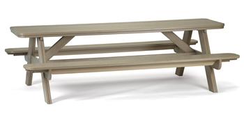 Breezesta 8' Picnic Table