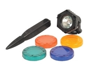 Aquascape 20-Watt Hex Head Light Replacement Colored Lens