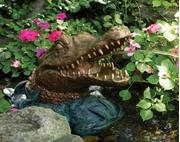 Aquascape Alligator Spitter w/ Pump