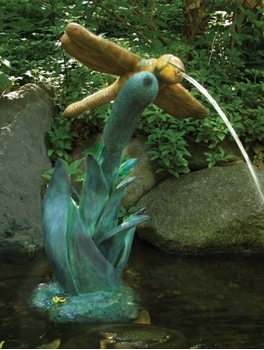 Aquascape Dragonfly Spitter w/ Pump