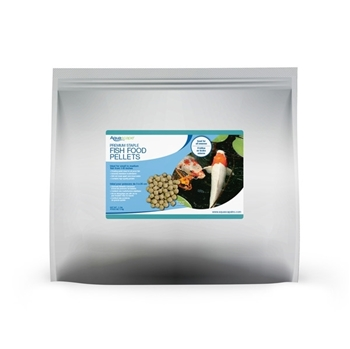 Staple Fish Food- Large Pellets- 11 lbs