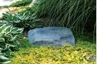 Picture of Pond Logic TrueRock Mini Cover Rock- Sandstone
