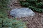 Pond Logic TrueRock Small Cover Rock- Greystone
