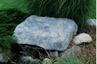 Pond Logic TrueRock Medium Cover Rock- Greystone
