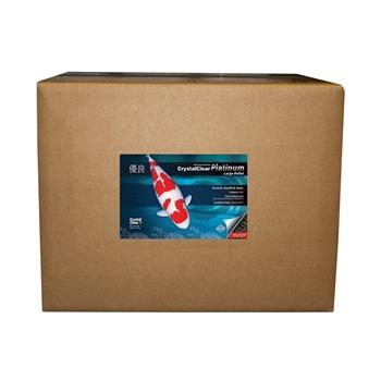 Platinum Koi Food- Large Pellet- 40 Lbs Bag