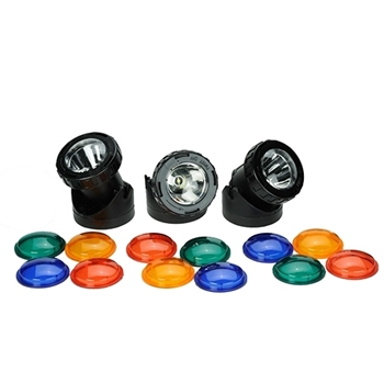 LunaLED Fountain & Landscape Lights  Set 3