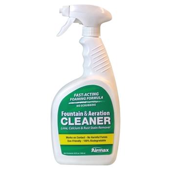 Airmax Fountain & Aerator Cleaner- 32oz Spray Bottle