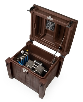 Atlantic Deep Water Aeration Cabinets