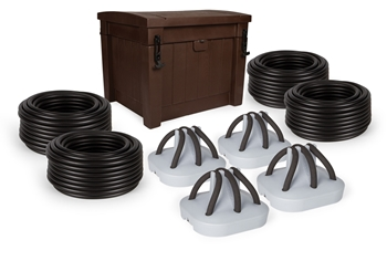 Atlantic Water Gardens Shallow Water Aeration Systems