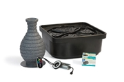 Atlantic Water Gardens Color Changing Vase Fountain Kit