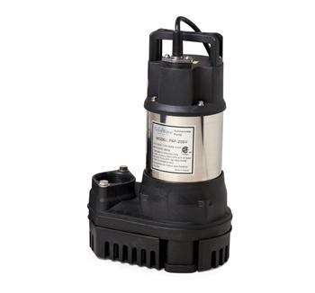 Atlantic Water Gardens PAF Series Pumps - 1/4 HP