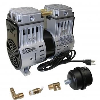 Kasco Marine Teich-Aire Rocking Piston Compressors