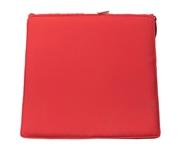 Barcelona Sunbrella Jockey Red Cushion
