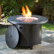 Picture for category Alfresco Cast Aluminum Gas Fire Pits