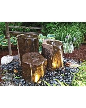AquaBella Medium Column Fountain Kit