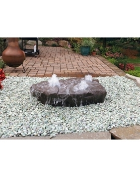 AquaBella Manistique Falls Complete Fountain Kit