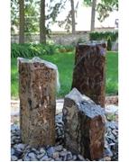 AquaBella Triple Basalt Fountain Kit