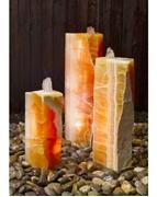 AquaBella Triple Sunrise Onyx Fountain Kit