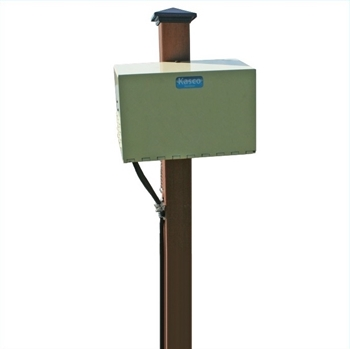 Kasco Post Mount Cabinet Kit  w/Manifold