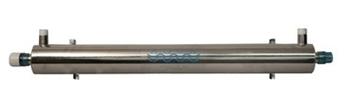 AquaUV DW Stainless Steel 40 Watt Sterilizer