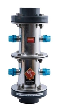 AquaUV Viper Stainless Steel 800 Watt Sterilizer/Clarifier