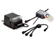 Atlantic Water Gardens Color Changing 7 Light Wiring Kit and Transformer