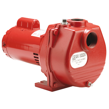 Red Lion 2 HP Centrifugal Self-Priming Sprinkler Pump - BI