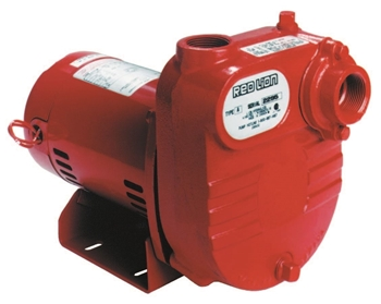 Red Lion Cast Iron Surface Effluent Pump - 1/2 HP