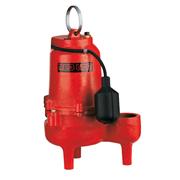 Red Lion Premium Cast Iron Sewage Pump